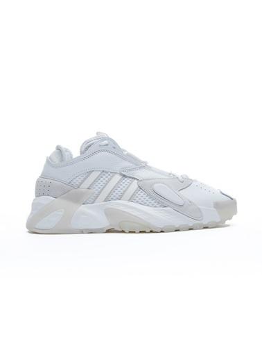 adidas Erkek Streetball Sneakers EG8041.BEYAZ Beyaz
